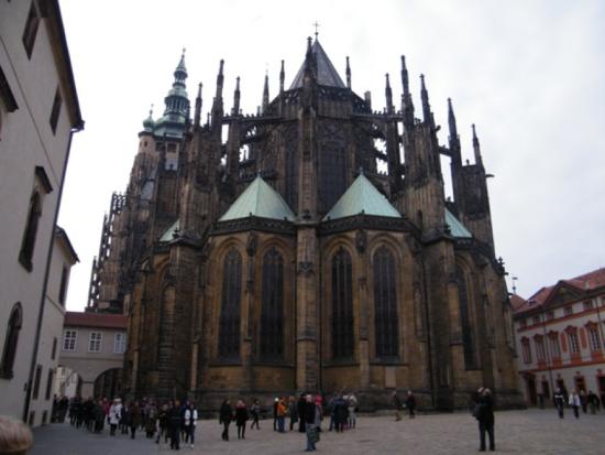 Castelo de Praga - Laguna