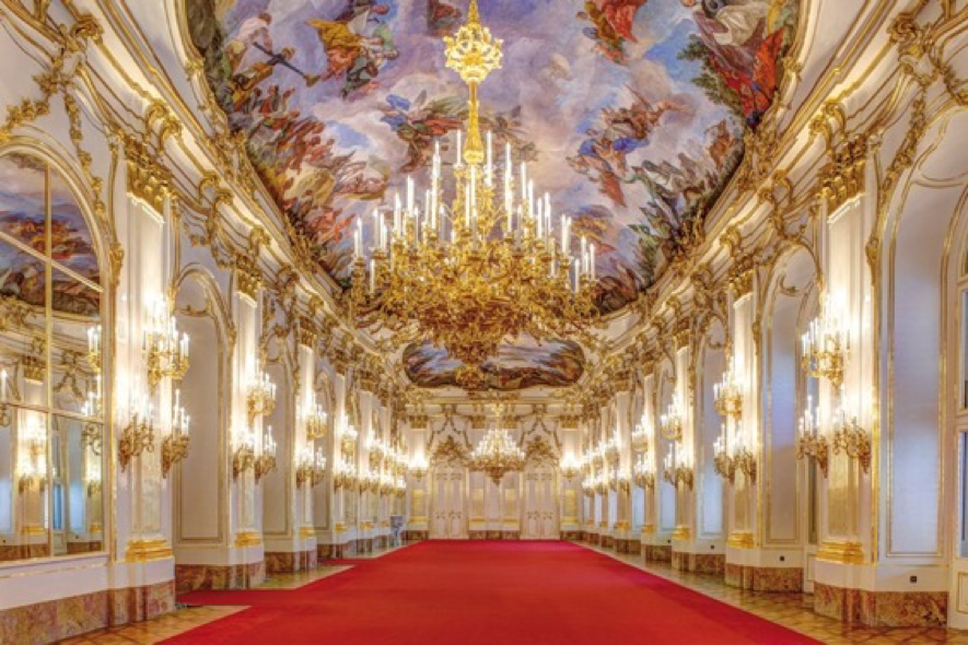 Interior Schloss Schönbrunn - Laguna
