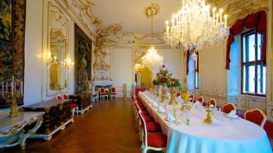 Sala de jantar Hofburg - Laguna