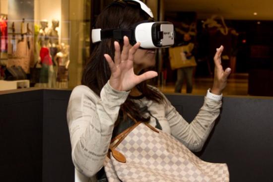 Óculos realidade virtual - Laguna
