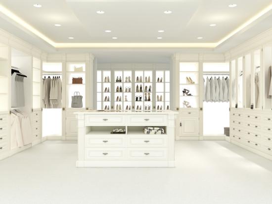 Closet branco - Laguna