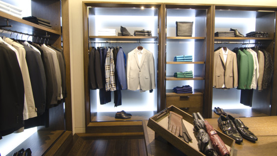 Closet masculino - Laguna