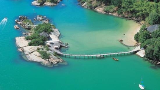 Ponta dos Ganchos - Laguna
