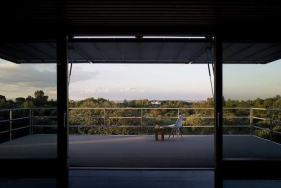 Varanda Spaceship Home - Laguna