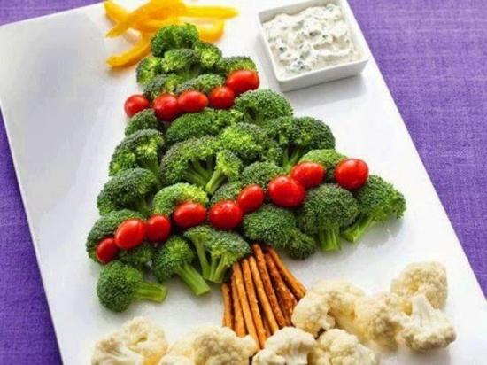 Decoração Gastronomia de Natal - Laguna