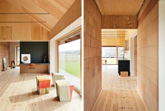 Dinamarca Casa Ecológica Realdania - Laguna