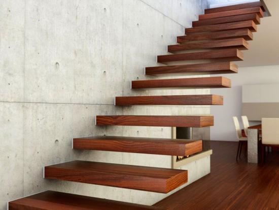Escada Monumental Flutuante - Laguna