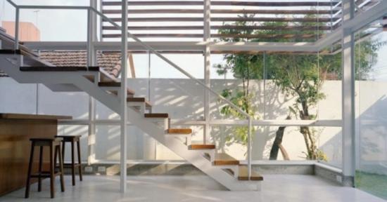 Escada Monumental Reta - Laguna