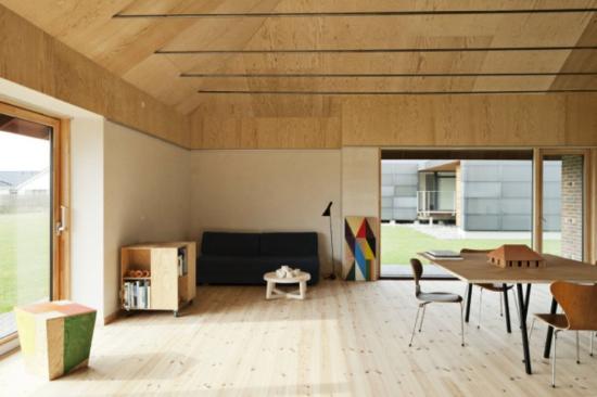 Sala Casa Ecológica - Laguna