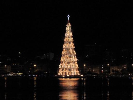 Árvore de Natal Cidade México - Laguna
