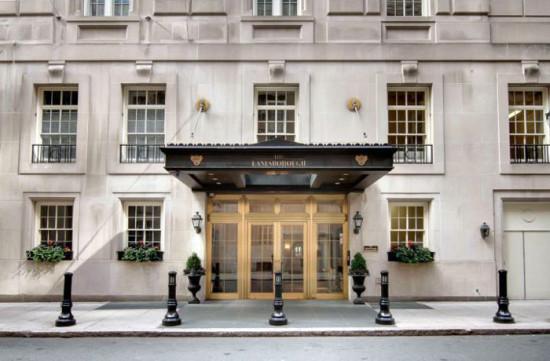 Fachada Lanesborough Hotel Luxo Londres - Laguna