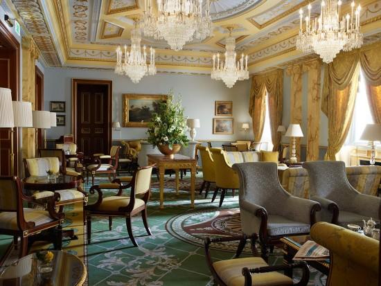 Lanesborough Hotel Luxo Londres - Laguna