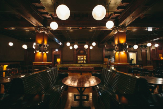 Bar Hotel Chicago Athletic Association - Laguna