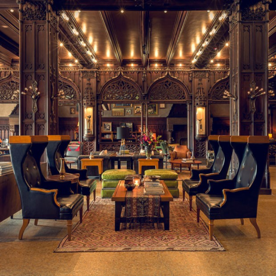 Living Hotel Chicago Athletic Association - Laguna