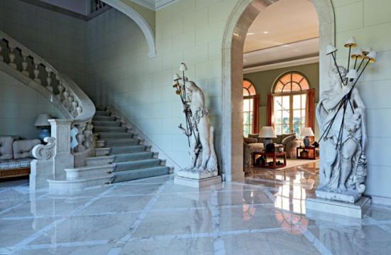 Residência de Giorgio Armani - Laguna
