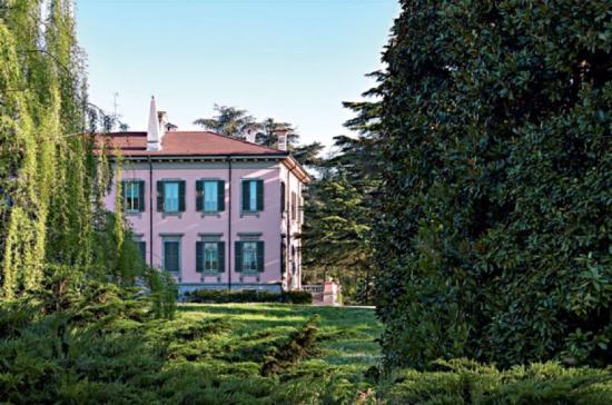Residência em Broni de Giorgio Armani