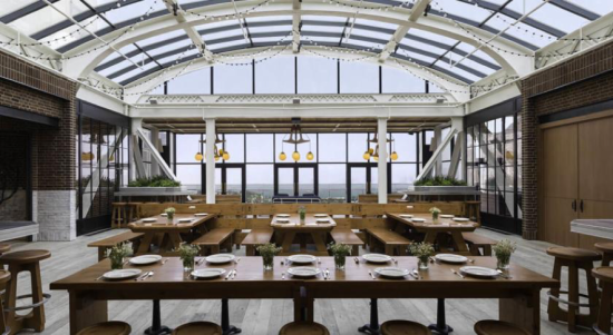Restaurante Hotel Chicago Athletic Association - Laguna