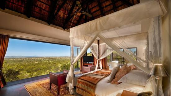 Suíte Four Seasons Safari Lodge Serengeti - Laguna