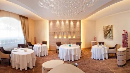 Restaurant Crissier Suíça - Laguna