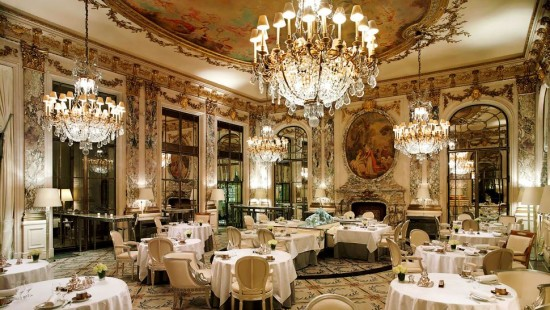 Restaurant Le Meurice - Laguna