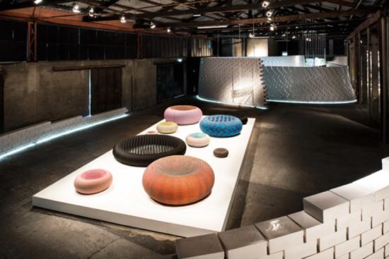 Nike Salão do Móvel de Milão 2016 - Laguna