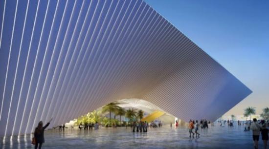 BIG Expo 2020 Dubai - Laguna