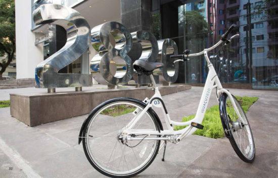 Bike Sharing - Laguna