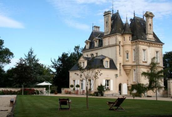 Château de la Paix Normandy - Laguna