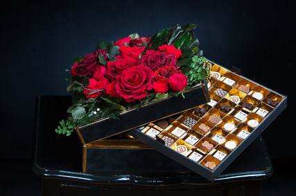 Chocolates The Forever Rose London - Laguna