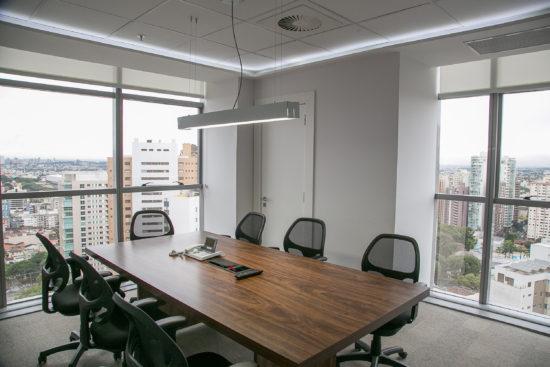 Sala de reuniões - Laguna