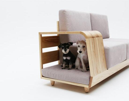 The Dog House Sofa - Laguna
