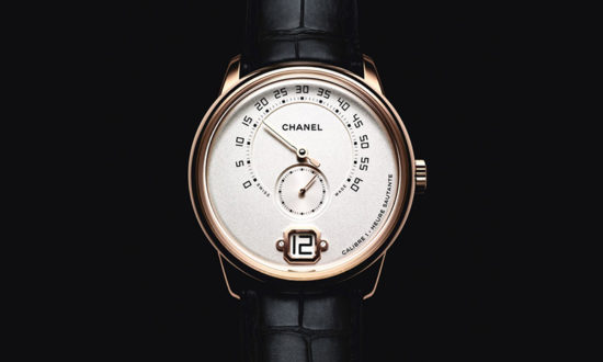 Chanel Monsieur Relógio - Laguna