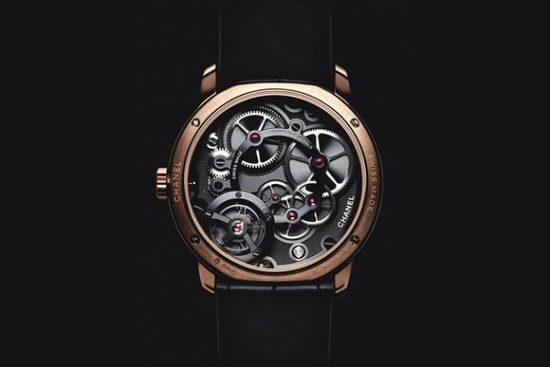 1db41f453 Chanel Monsieur Relógio Maquinário - Laguna ...