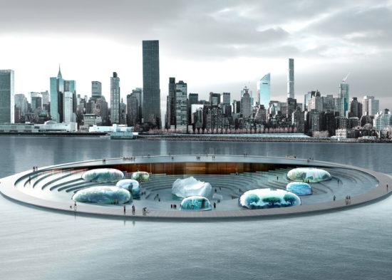 Projeto Piero Lissoni NYC - Laguna