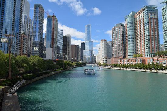 Teleférico Chicago Marks Barfield Architects Pier - Laguna