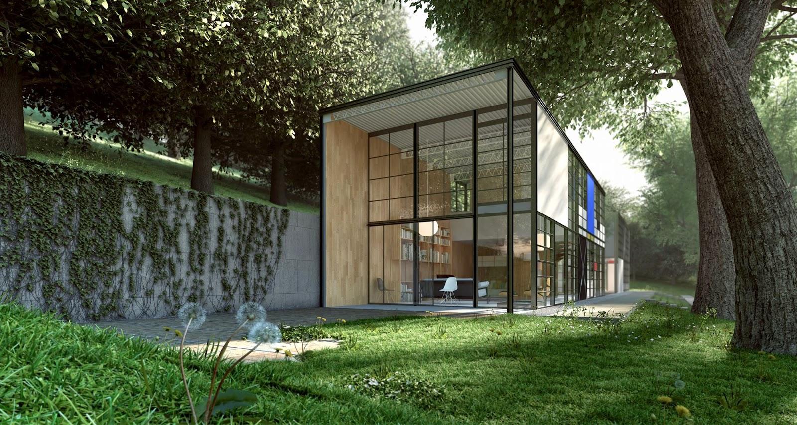Casa Eames - Laguna