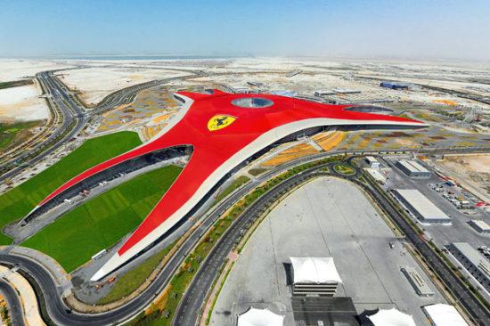 Ferrari World - Laguna