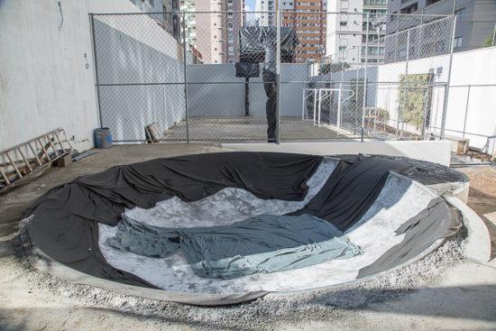 EOS Barigui Pista de Skate Por Dentro da Obra - Laguna