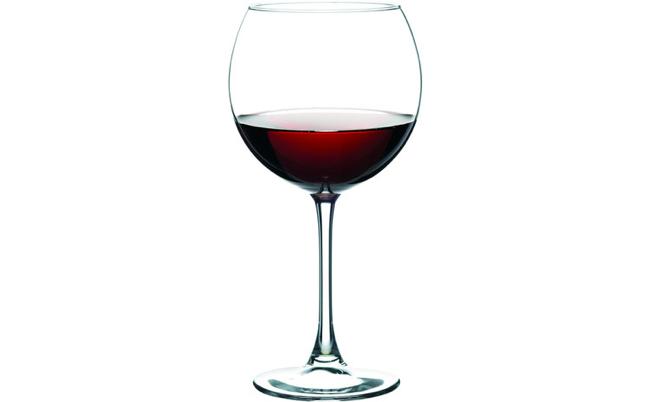 Taça de vinho arredondada - Laguna