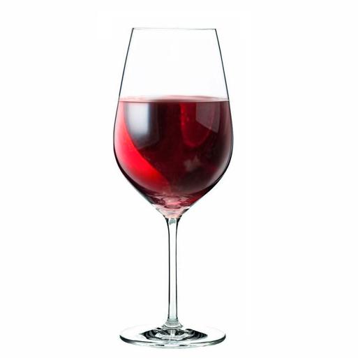 Taça de vinho em forma de V - Laguna