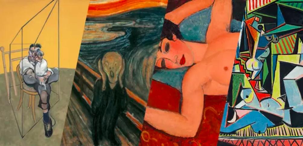 Obras de arte mais caras do mundo - Laguna