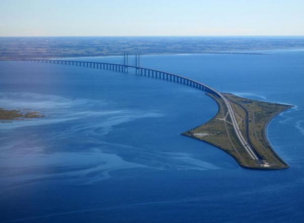 Ponte de Öresund Copenhague - Laguna