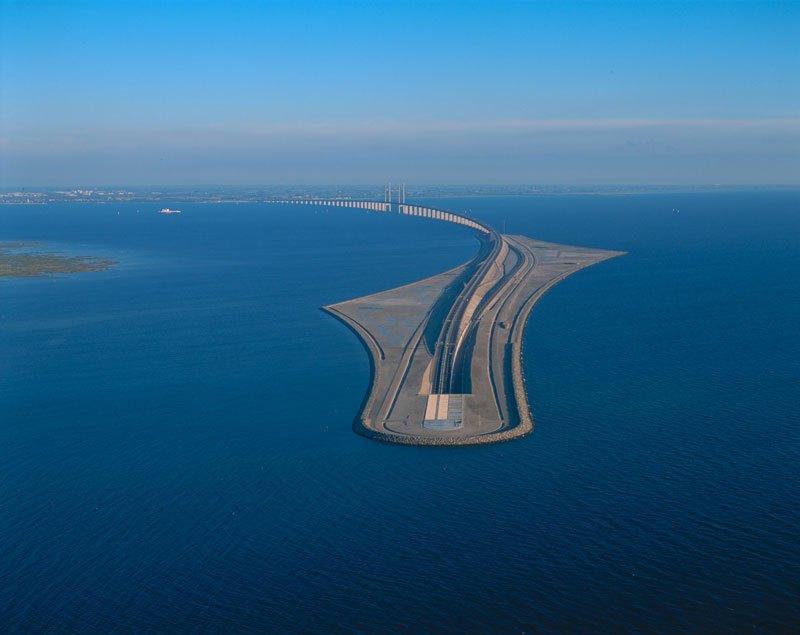 Ponte de Öresund - Laguna