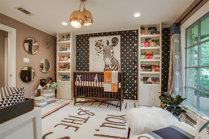 Decor quadros grandes quarto de bebê - Laguna