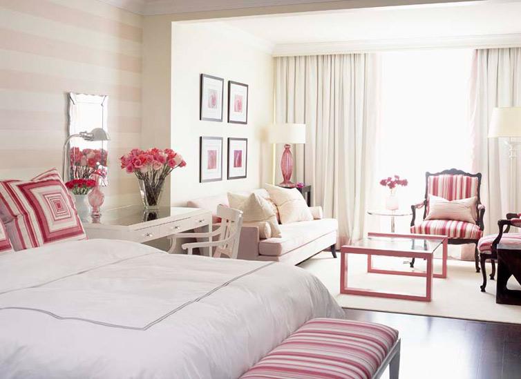 Decor rosa pastel - Laguna