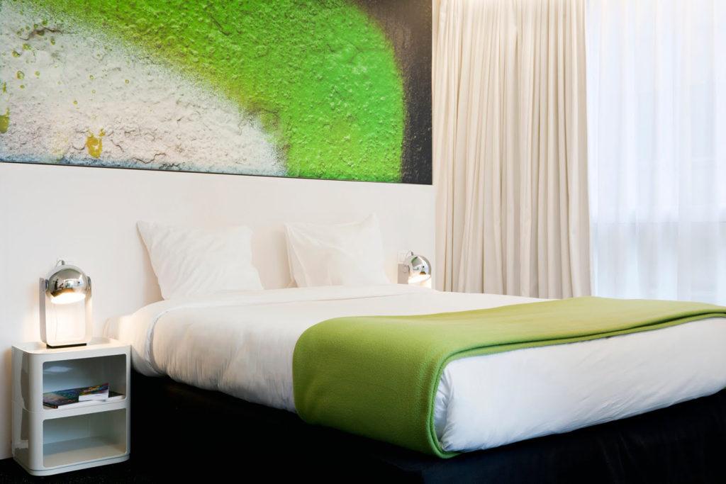 Hotel Pantone suéte verde - Laguna