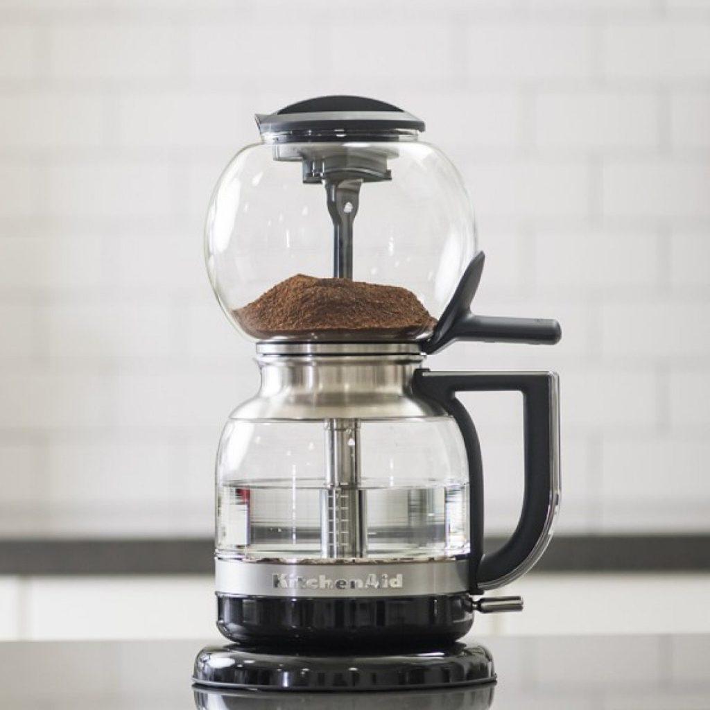 Kitchenaid nova cafeteira de sifão - Laguna