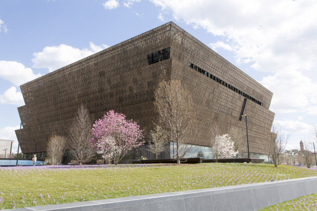 National museum of african american history and culture - Laguna