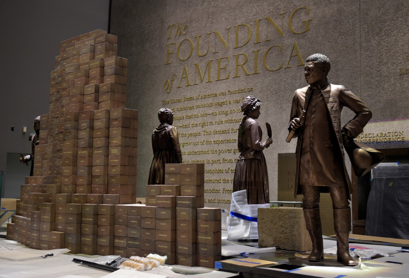 PNational museum of african american history and culture - Laguna