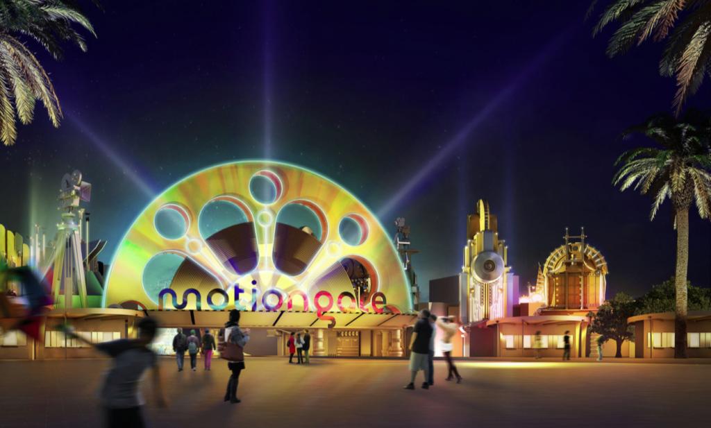 Dubai Park Resorts Motiongate - Laguna